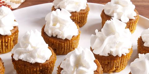 20 Easy Thanksgiving Cupcake Recipes Cute Homemade Cupcake Ideas