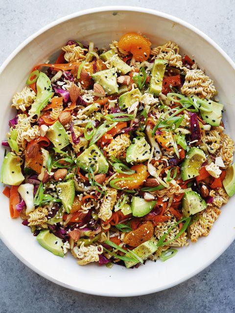 Dish, Food, Cuisine, Salad, Ingredient, Vegetable, Superfood, Fattoush, Couscous, Cruciferous vegetables,