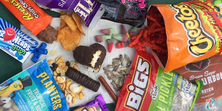 National Junk Food Day  Freebies