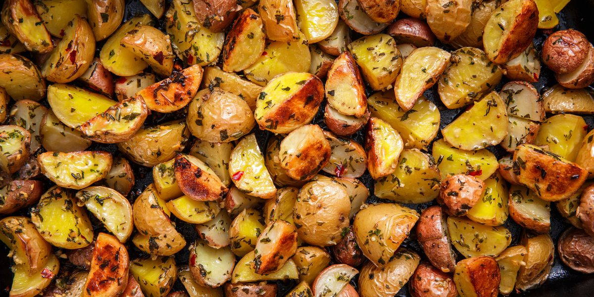 Herb Roasted Potatoes Are Nothing Short Of Perfect