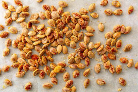 Roasted Pumpkin Seeds horizontal