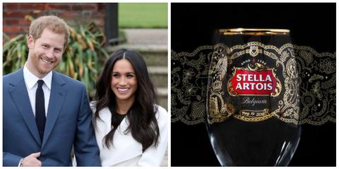 Royal Wedding Chalice