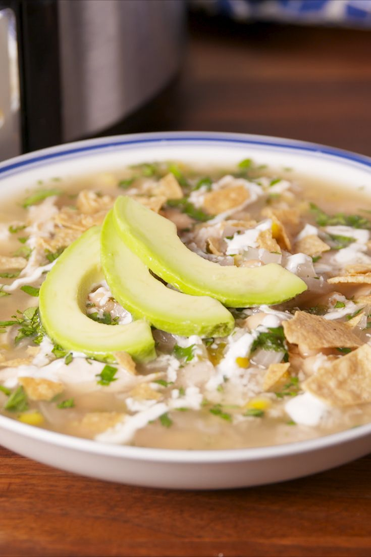 15 Easy Crockpot Soup Recipes Best Slow Cooker Soups Delish Com