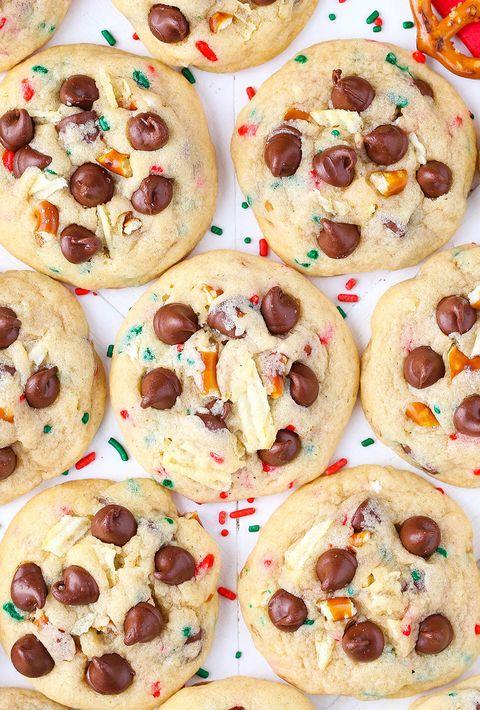 santa's trash cookies