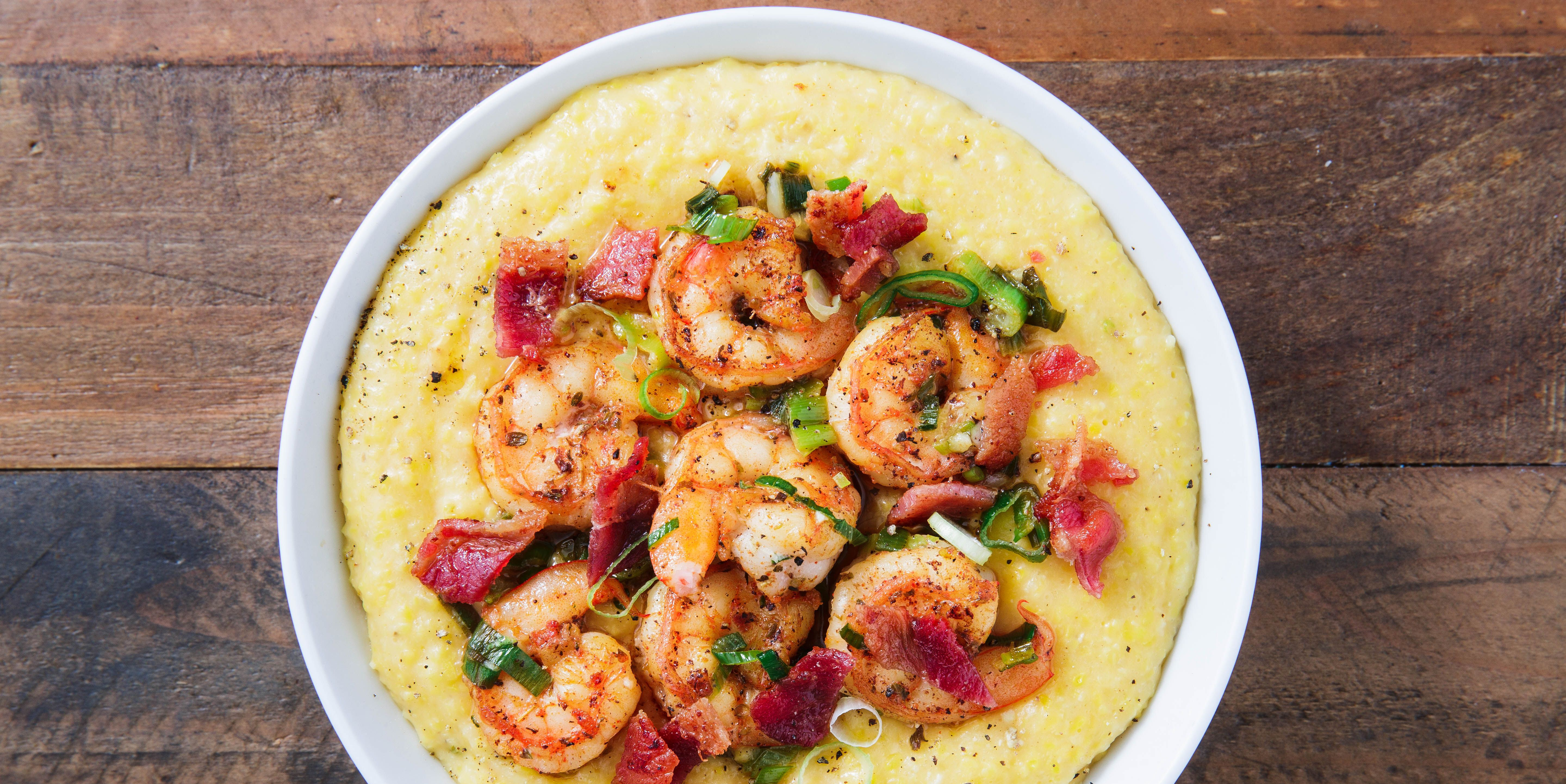 16 Insane Twists On Shrimp And Grits