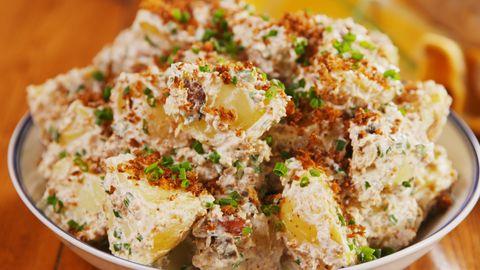Jamie Oliver Potato Salad Capers Dill