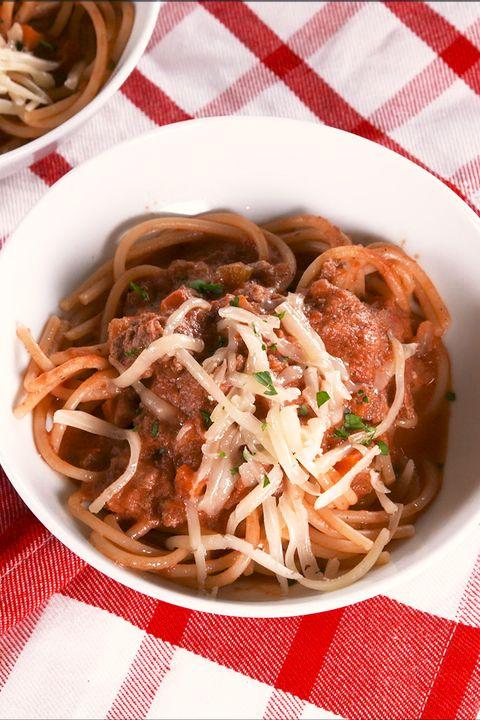 Spaghetti Lover's Soup - Delish.com