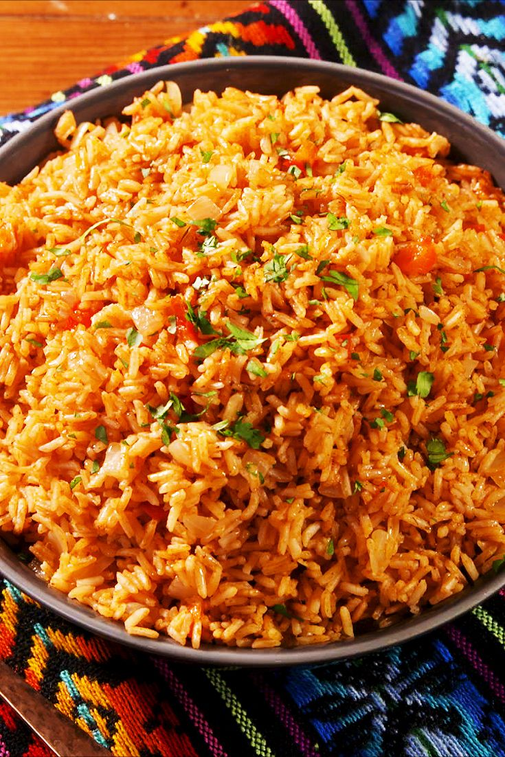 Spanish Rice - Delish.com