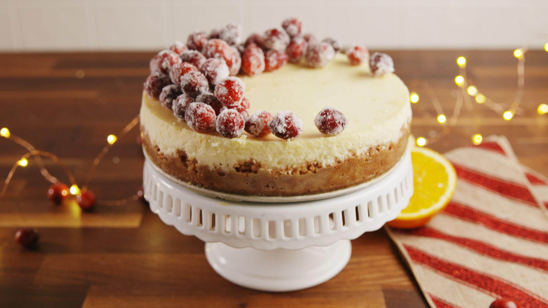 15 Desserts That Prove Cranberry Isn't Just Meant For Sauce