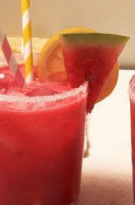 spiked watermelon lemonade