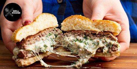 70+ Best Burger Recipes   Easy Hamburger Ideas — Delish.com