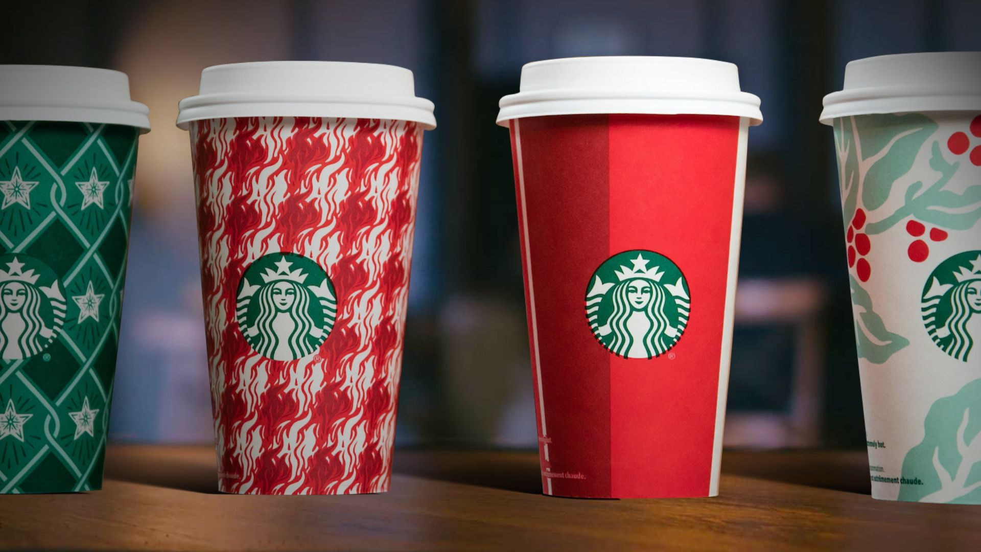 74057c91f6d Every Starbucks Holiday Cup From The Last 21 Years - Starbucks ...