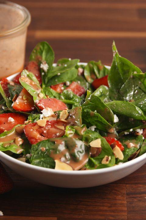Dish, Food, Cuisine, Salad, Garden salad, Vegetable, Ingredient, Spinach salad, Greek salad, Fattoush,