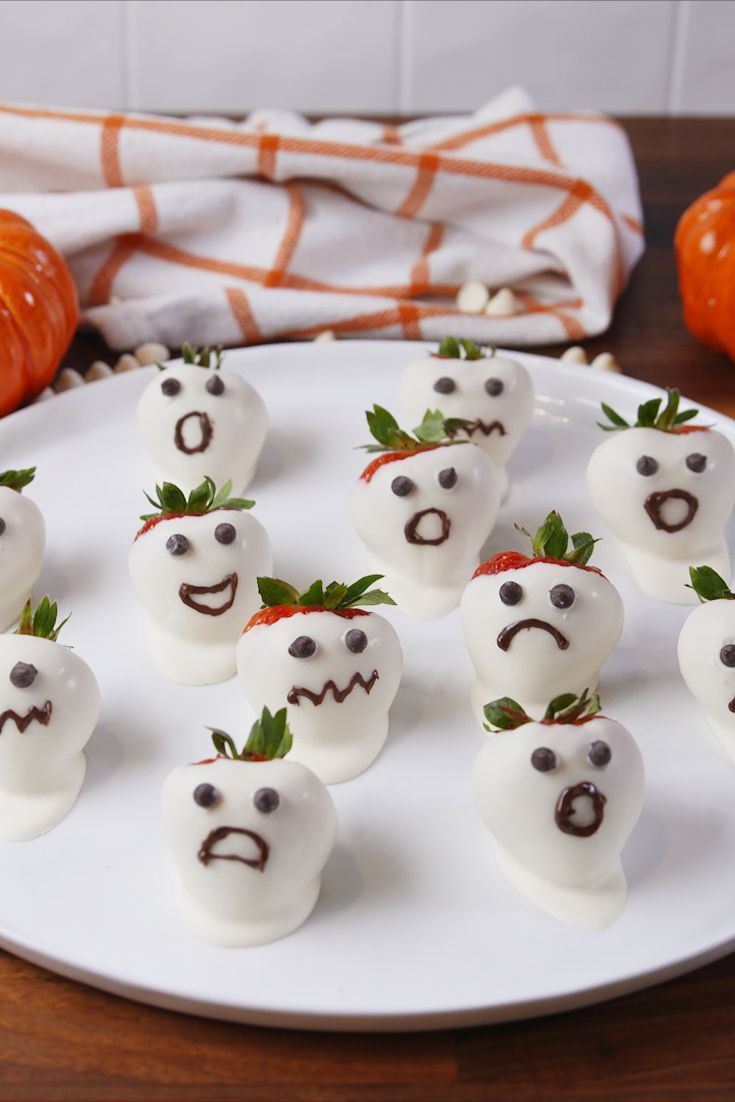 40 Easy Halloween Desserts Recipes For Halloween Party Dessert Ideas