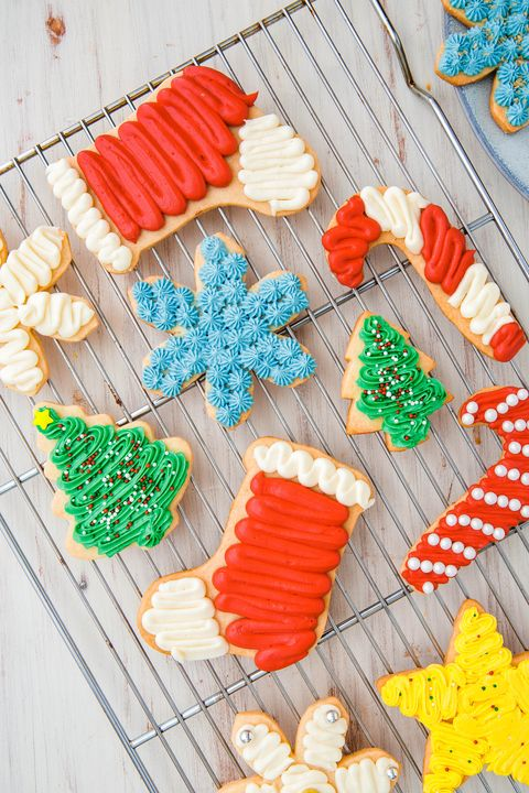 basic sugar cookies — delishcom