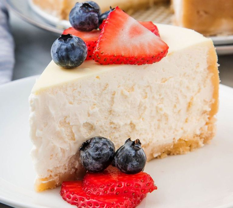 Easy Keto Sugar Free Cheesecake Recipe How To Make Ketogenic Diet Friendly Cheesecake