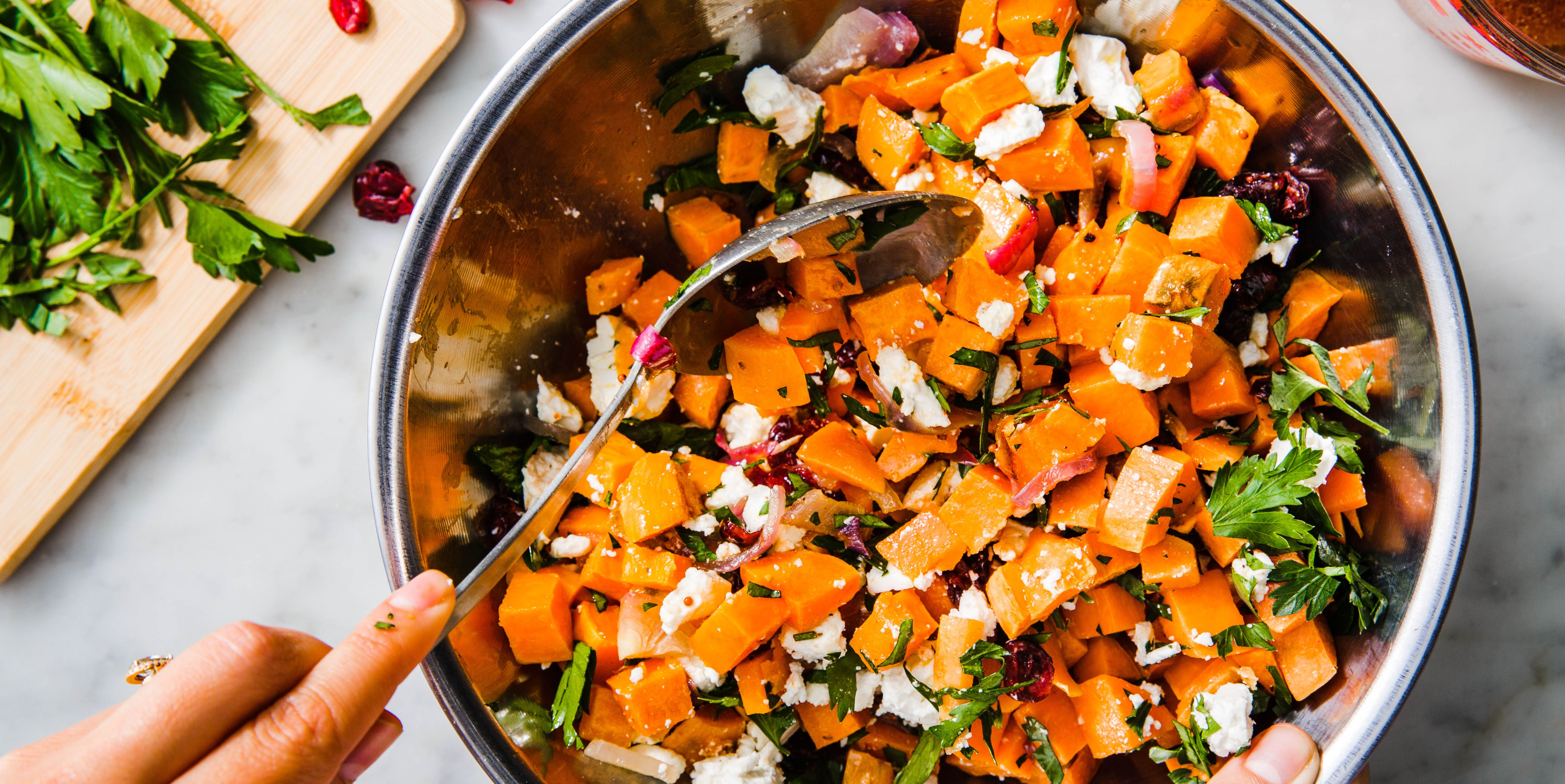 30 Vegetarian Thanksgiving Recipes To Add To Your Holiday Spread