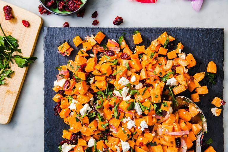Best Sweet Potato Salad Recipe How To Make Sweet Potato Salad