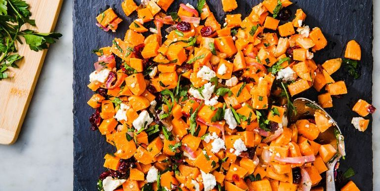 50 Fall Salads That Will Make You Actually Want To Eat Your Veggies