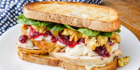 thanksgiving sandwich delishcom