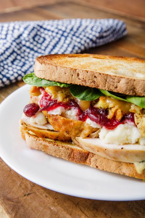 Thanksgiving Sandwich - Delish.com
