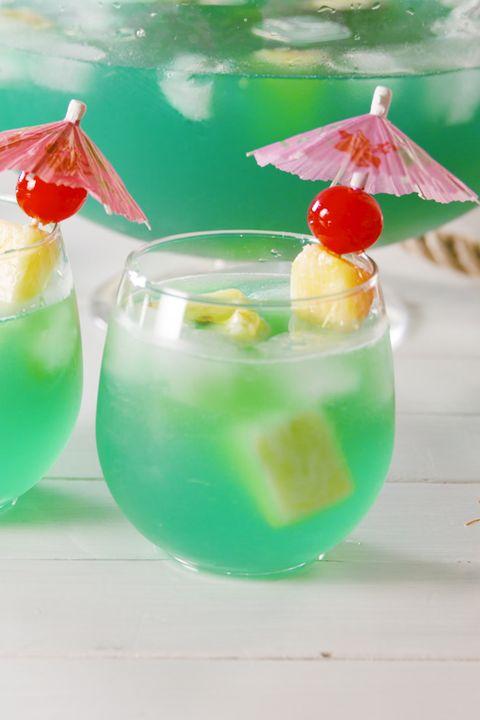 drink, cocktail garnish, non alcoholic beverage, punch, blue hawaii, alcoholic beverage, cocktail, italian soda, lemonade, paloma,
