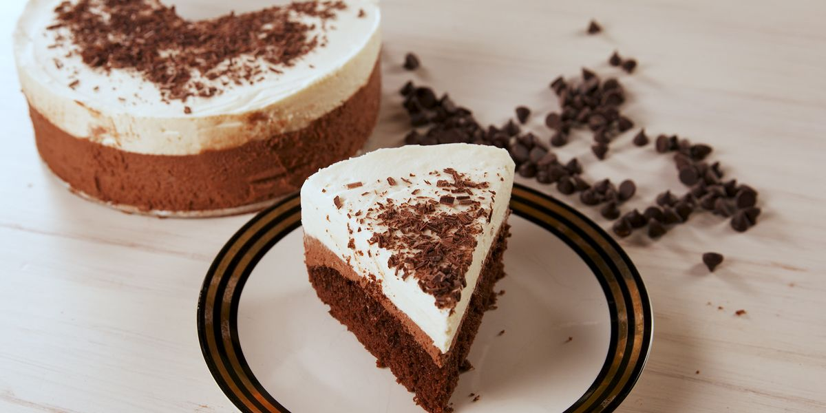 Best Triple Chocolate Mousse Cake Recipe How To Make