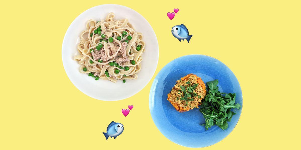 Cheap & Easy Tuna Recipes Using Minimal Ingredients