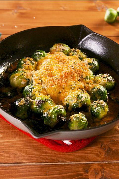 marmite sprouts