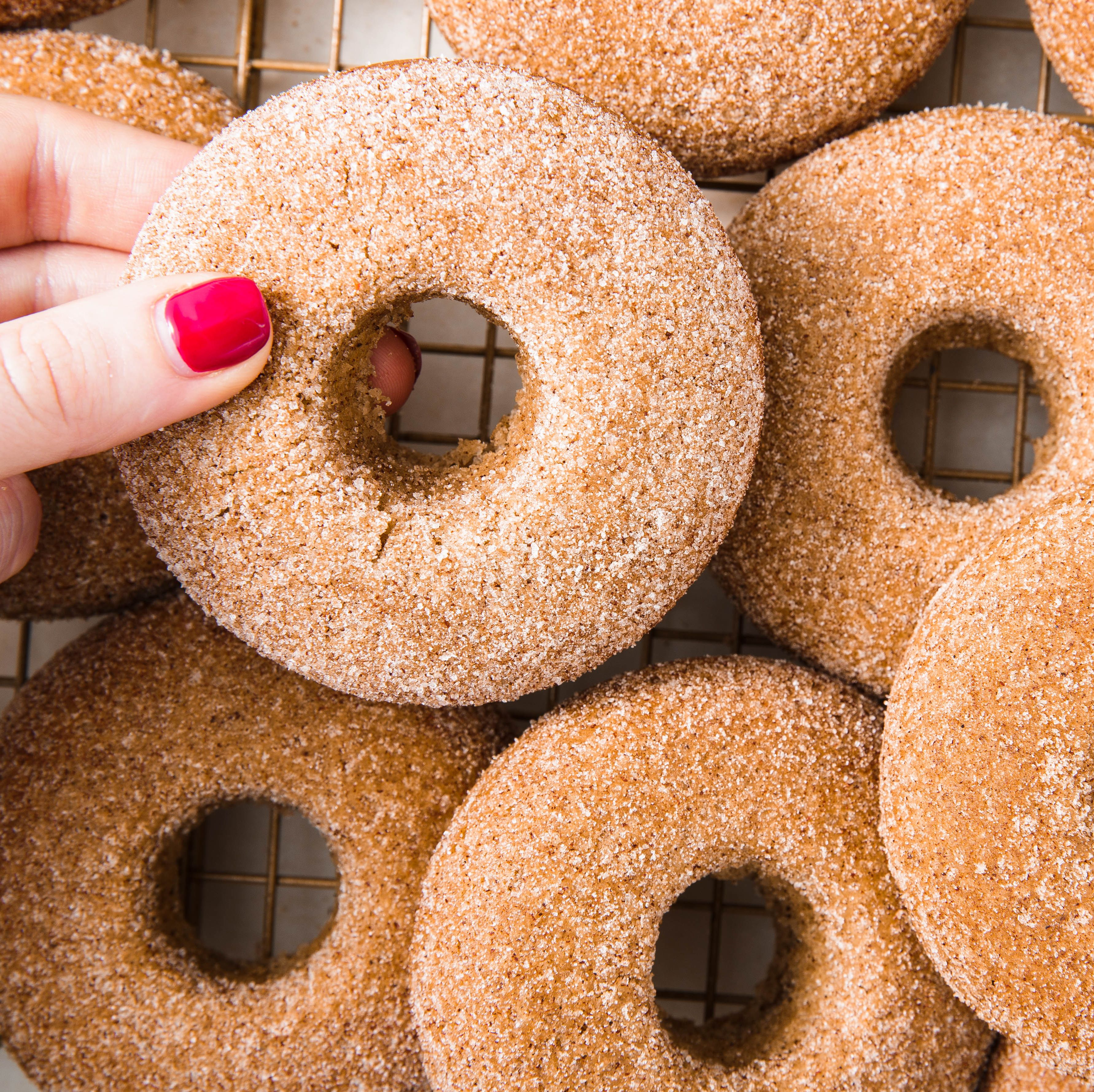 how to make vegan donuts