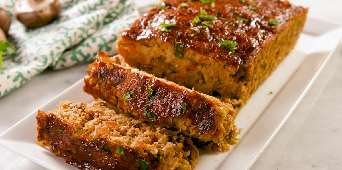 Best Ever Vegan Meat Loaf How To Make Vegan Meat Loaf