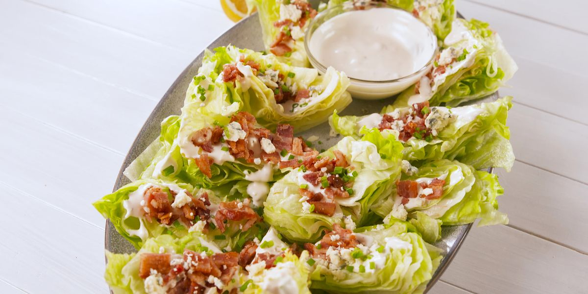 Best Wedge Salad Dippers Recipe How To Make Wedge Salad