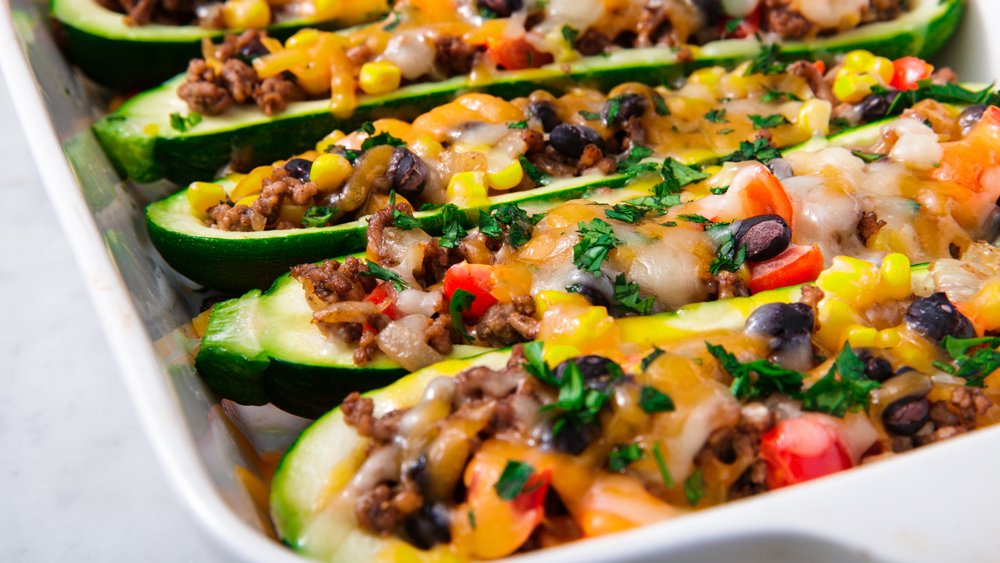 15 Best Stuffed Zucchinis Zucchini Boats