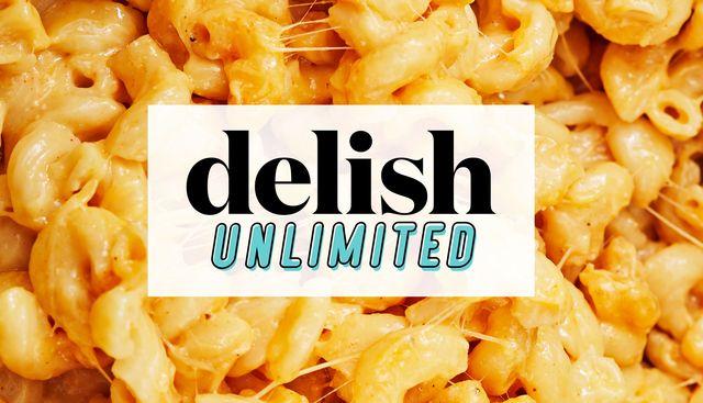 delish unlimited logo