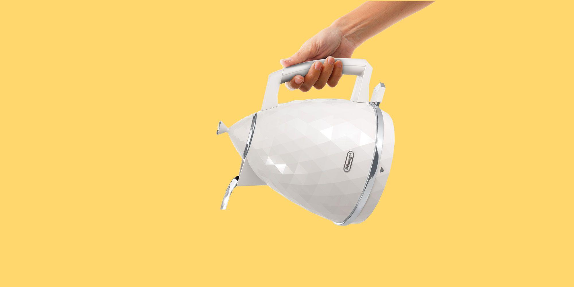 De'longhi Simbolo Electric Kettle