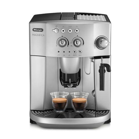 Espresso machine, Home appliance, Small appliance, Coffeemaker, Kitchen appliance, Drip coffee maker, Cappuccino, Drink, Coffee, Espresso,