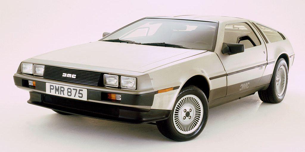 1982 DeLorean