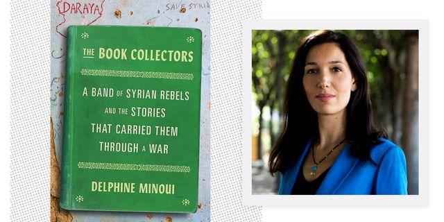 delphine minou's the book collectors