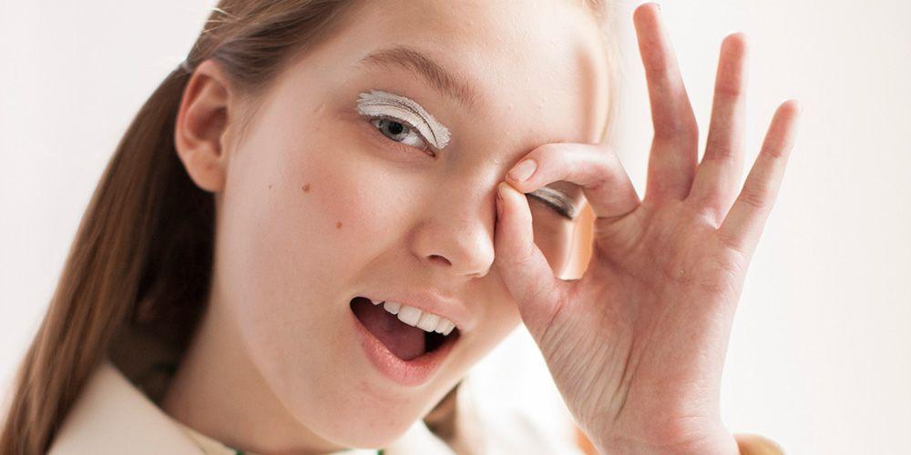 Beauty industry facial