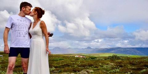 Photograph, Wedding dress, Gown, Dress, Bride, Sky, Romance, Wedding, Bridal clothing, Photography,