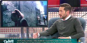 Antonio David Flores habla de Fidel Albiac