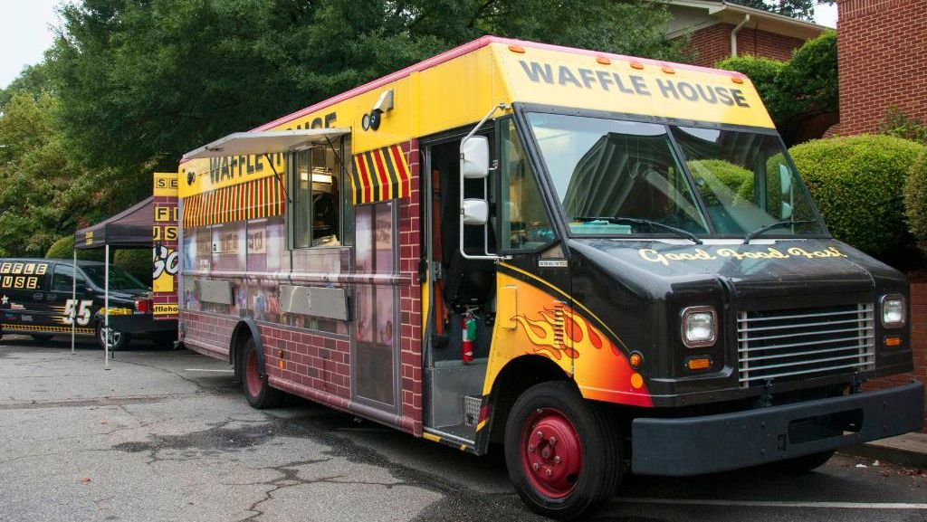 The Waffle House Food Truck Will Bring You Waffles Anytime Anywhere