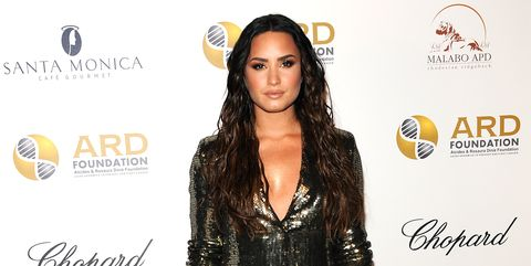5aeeb4744ec4 Is this Demi Lovato s new girlfriend  Twitter seems to think so...