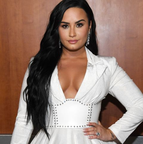 los angeles, california   january 26 demi lovato attends the 62nd annual grammy awards at staples center on january 26, 2020 in los angeles, california photo by kevin mazurgetty images for the recording academy