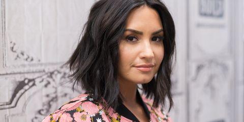 Build Series Presents Demi Lovato & Joe Manganiello Discussing 'Smurfs: The Lost Village'