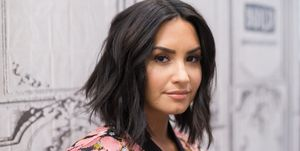Build Series Presents Demi Lovato & Joe Manganiello Discussing 'Smurfs: The Lost Village'