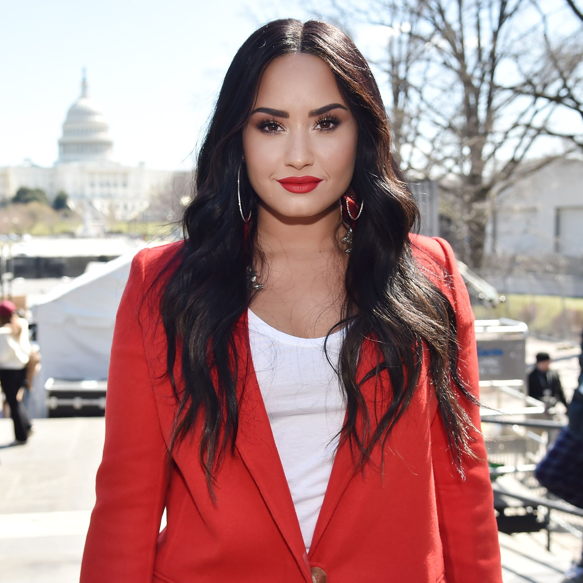 Demi Lovato's Maybe-Boyfriend Posted a Super Sweet Message for Valentine's Day