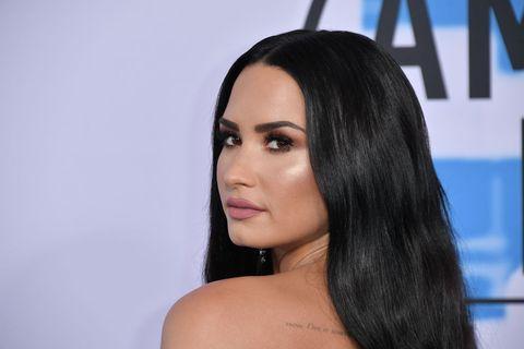 Demi Lovato 6 Mo Sober Instagram - Demi Lovato Just