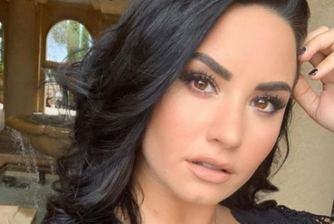 Demi Lovato celebra sus primeros seis meses alejada de las drogas
