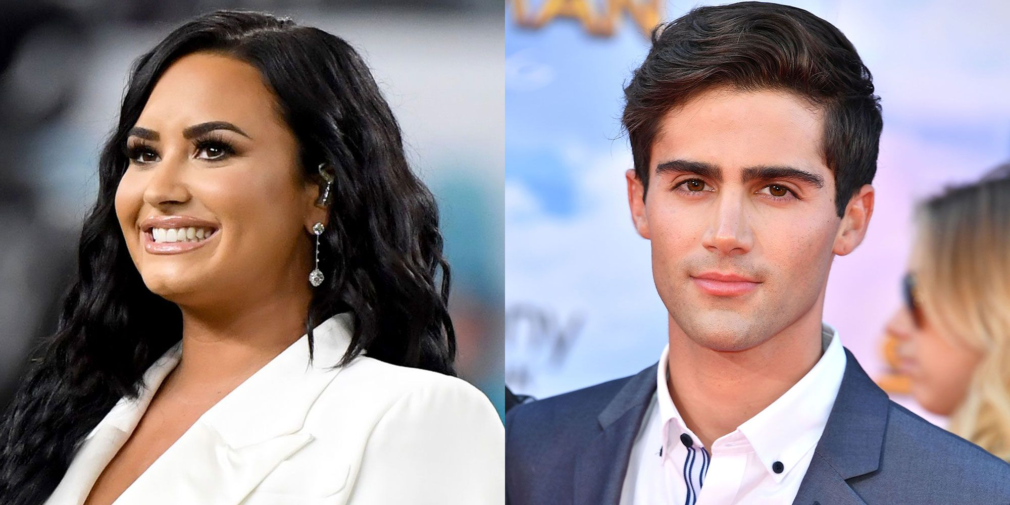 Demi Lovato Is Dating Soap Opera Star Max Ehrich - Relationship ...